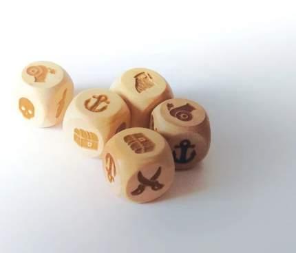 Настольная игра Дудо Пиратский блеф ДУДО09