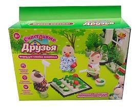 Набор садовода ABtoys Счастливые друзья