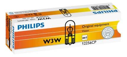 Лампа PHILIPS Vision 3W w2.1x9.5d 12256CP