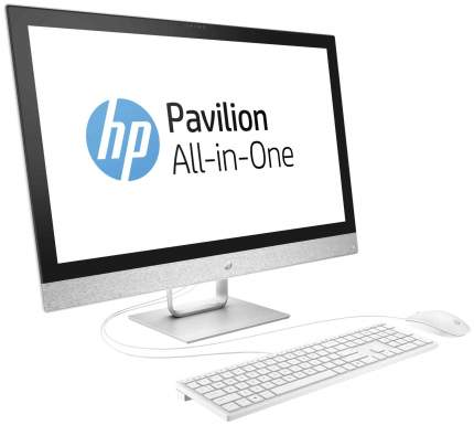 Моноблок HP Pavilion 24-r043ur 2PU88EA Белый