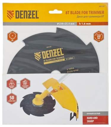 Диск режущий для триммера DENZEL 230 х 25,4 мм 96328