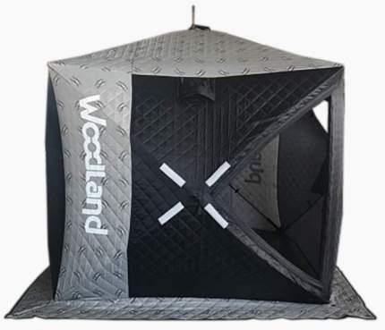 Палатка WoodLand Ultra пятиместная черная