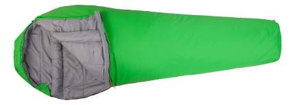 Спальный мешок Trek Planet Redmoon зеленый, левый