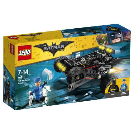 Конструктор LEGO DC Comics Batman Movie Пустынный багги Бэтмена (70918)