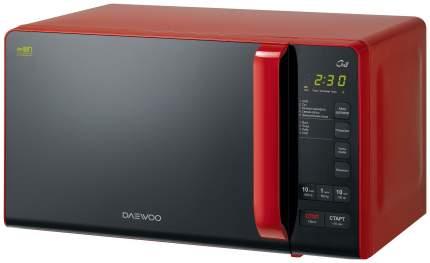Микроволновая печь с грилем Daewoo KQG-663R red