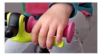 Беговел Велолидер Power 12 розовый