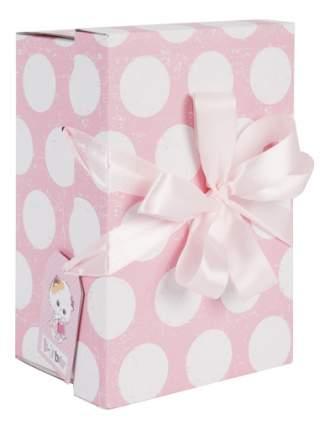 Мягкая игрушка BUDI BASA Ли ли baby с розовым сердечком lb-001