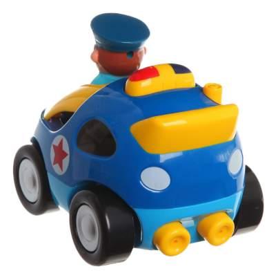 Машина полицейская с фигуркой Shenzhen Toys Б51131
