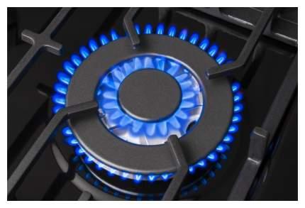 Встраиваемая варочная панель газовая Hansa BHGS 61139 Black