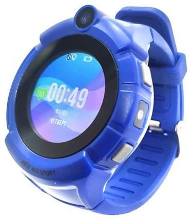 Детские смарт-часы Jet Kid Sport Cyan