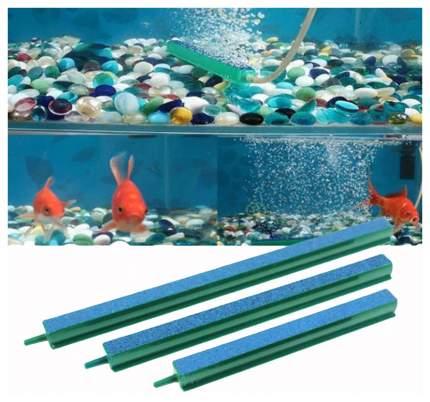 Распылитель для аквариума Aqua One Airstone PVC 105 см прямоугольный, кварцевый песок