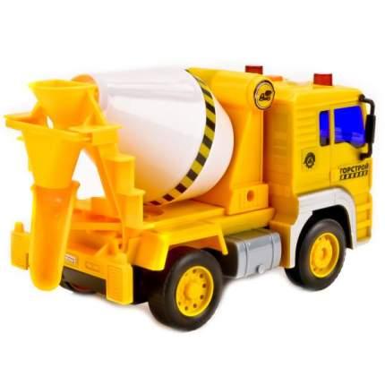 Бетономешалка BIG MOTORS Бетономешалка желтый WY510B
