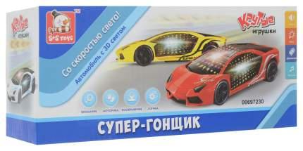 Машинка S S toys Cупер гонщик
