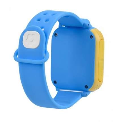 Детские смарт-часы Smart Baby Watch Q75 Blue/Yellow