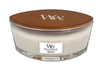 Ароматическая свеча WoodWick Шерсть 810-347 Серый