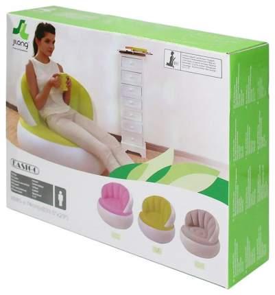 Надувное кресло Relax Eeasigo Arm Chair 85х85х74 Розовый