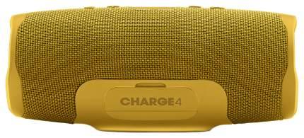 Беспроводная акустика JBL Charge 4 Mustard Yellow (JBLCHARGE4YEL)