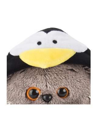 Мягкая игрушка BUDI BASA Кот Басик Baby в костюме пингвина, 20 см