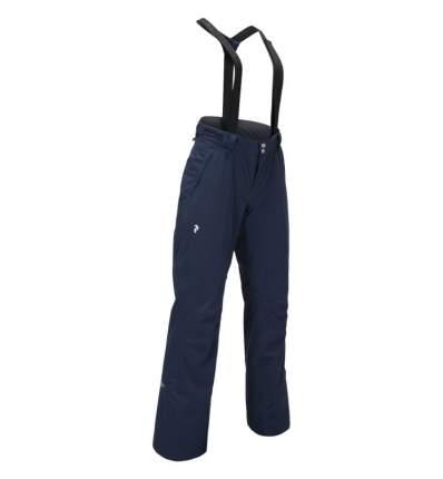 Спортивные брюки женские Peak Performance Anima, salute blue, L INT