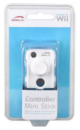 Контроллер движений Speed-Link Mini Stick White