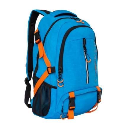 Рюкзак Grizzly RQ-905-1 голубой 30 л