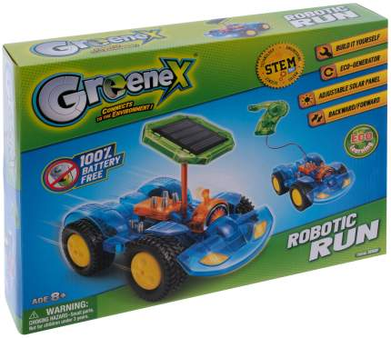 Конструктор электронный AmaZing Toys Научный набор Greenex Авторобот