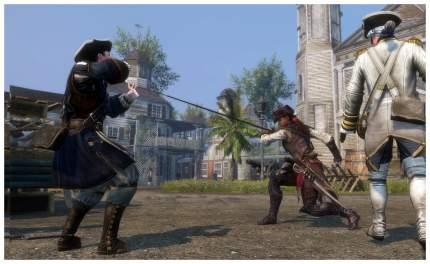 Игра Assassin's Creed: Сага о Новом Свете для PlayStation 3