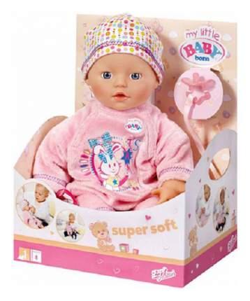 Пупс с соской 820-995 my little Baby Born 32 см