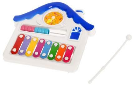 Металлофон игрушечный Sima-Land Домик 3137350 в ассортименте