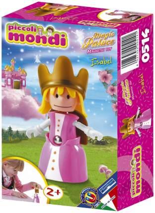 PLASTWOOD Магнитный конструктор Piccoli Mondi Magic Palace, цвет: Isabel 0514