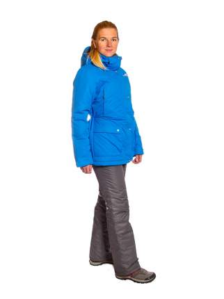 Зимний женский костюм KATRAN Сальвия -35 С таслан, голубой, 40-42, 158-164