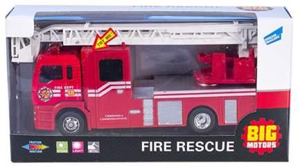 Пожарная машина Big Motors Fire rescue, JL81016