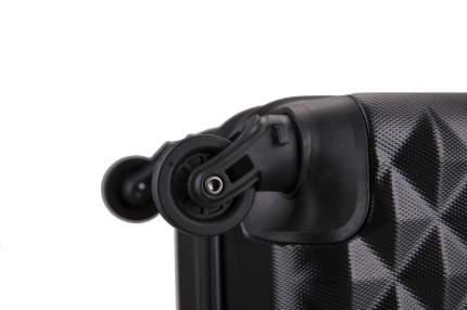 Чемодан с расширением L'Case Phatthaya-28 черный XL