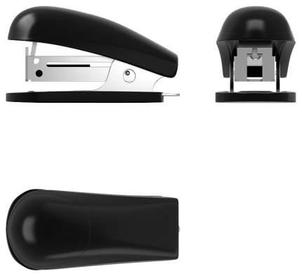Мини-степлер ErichKrause Compact №10 до 15 листов Ассорти