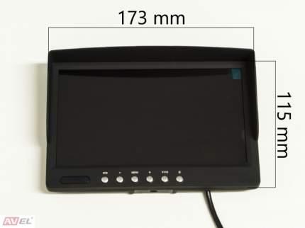 """Парковочный монитор 7"""" Avis AVS4701BM для грузовиков и автобусов"""