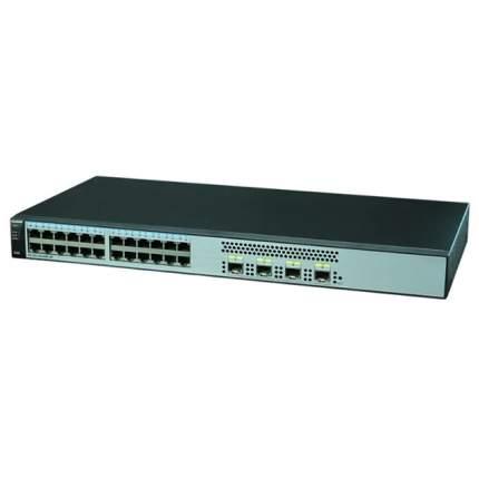 Коммутатор Huawei 24GE 4SFP S1720-28GWR-4P