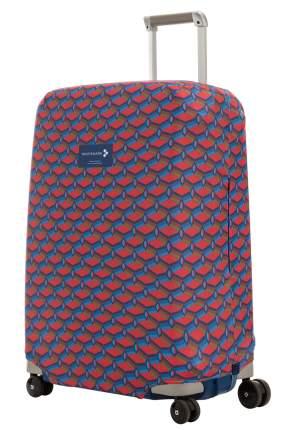 Чехол для чемодана Routemark «Собранность» ART.LEBEDEV by Routemark SP310 M/L