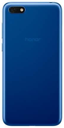 Смартфон Honor 7S 16Gb Blue (DRA-LX5)