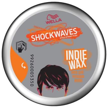 Воск для укладки Wella Shockwaves Indie Wax