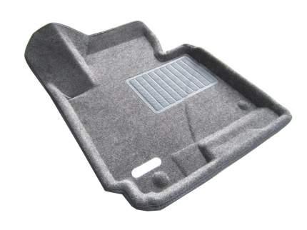 Комплект ковриков в салон автомобиля для Hyundai Euromat Original Business (emc3d-002707g)