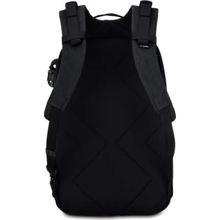 Рюкзак Pacsafe Instasafe Backpack 20 л черный