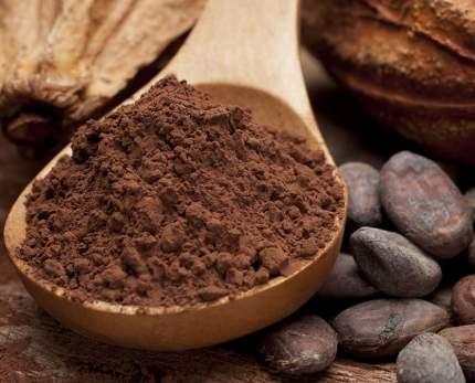 Какао порошок Оргтиум натуральный 100 г