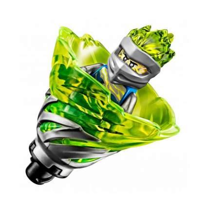 Конструктор LEGO Ninjago Бой мастеров кружитцу — Джей