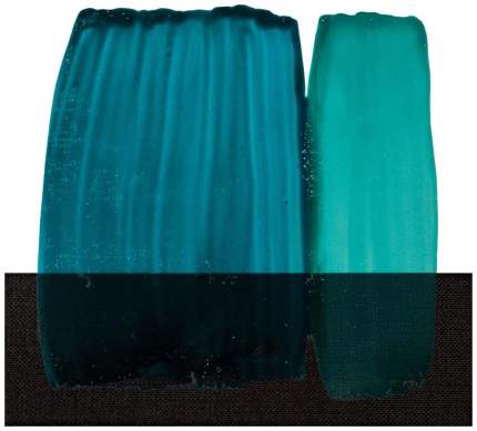 Акриловая краска Maimeri Idea Vetro По стеклу голубой M5314360 60 мл