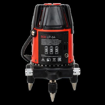 Лазерный нивелир RGK 4610011871665