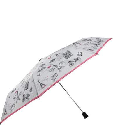 Зонт женский Fabretti P-19114-2, серый