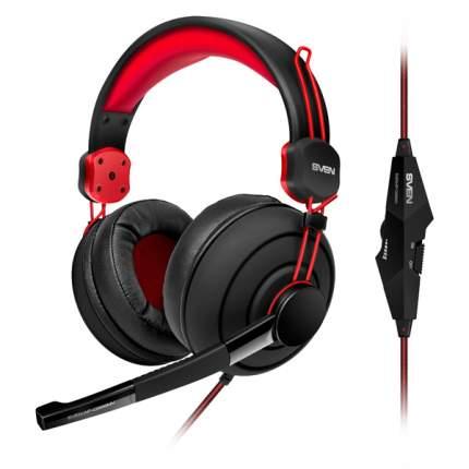 Игровая гарнитура Sven AP-G888MV Red/Black