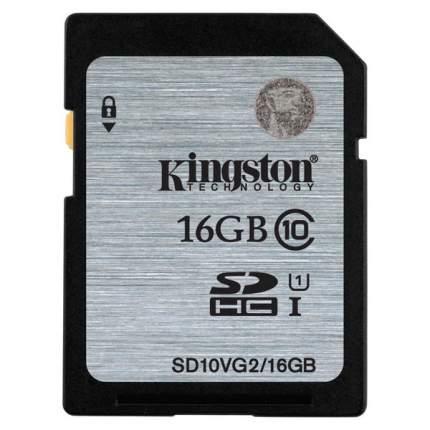 Карта памяти Kingston SDHC SD10VG2 16GB