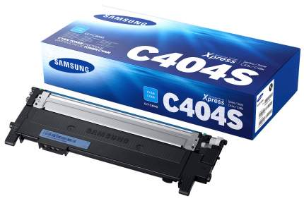 Картридж для лазерного принтера Samsung CLT-C404S/XEV