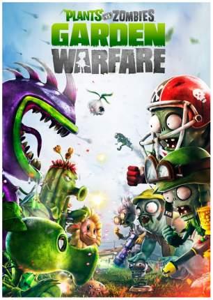 Игра Plants vs Zombies Garden Warfare для Xbox One